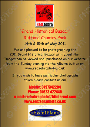 zRufford Bazaar Web Flyer 2011 